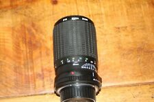 SIGMA 80 200 mm ZOOM LENS  f 4.5 ~ 5.6