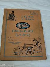 Vintage Hobbies Catalog-1930s