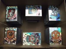 Match Attax 2016/17  -  Complete set of 553 base & extras cards as described