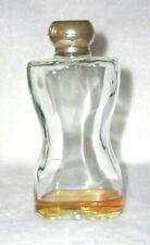 Shocking! Schiaparelli 4 Oz Vintage Eau De Cologne Perfume Bottle