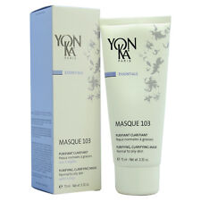 Masque 103 Purifying Clarifying Mask- Normal To Oily Skin By Yonka 3.3oz Mask