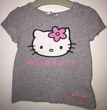 ed77a5580dd5b Filles 4 ans (3-4 ans) HELLO KITTY h m T Shirt Top