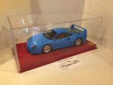 Ferrari F40 Blue Chiaro 1987  1:18 BBR DMC new SALE !!!