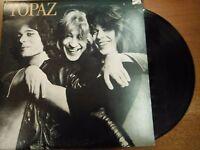 33 RPM Vinyl Topaz Weak Sister Columbia Records PC34934 PROMO Stereo 042115SM
