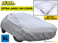 Cobra Extra Large Size XL Full Car Cover UV Protection Outdoor/Indoor Breathable