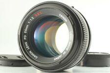 [Exc++++] Canon FD 55mm f/1.2 S.S.C. SSC MF SLR Prime Lens From JAPAN