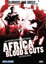 Africa Blood and Guts [New DVD] Dolby, Widescreen