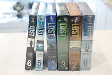 """Brand New"" LOST - Complete 1-6 Seasons - DVD - Region 1"