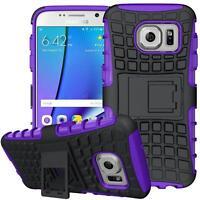 Samsung Galaxy S6 Hülle Hybrid Panzer Schutzhülle Handy Schutz Case Cover Tasche