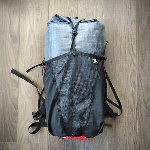Nashville Packs Cutaway ultralight hiking backpack