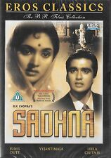 SADHNA - SUNIL DUTT - LEELA CHITNIS - NEW BOLLYWOOD DVD - FREE UK POST