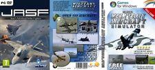 jasf Jane's Advanced Strike Fighters & flightgears military aircraft simulator