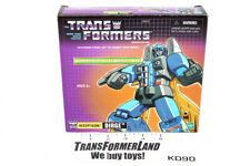 Dirge TRU w/box Commemorative Reissue Transformers