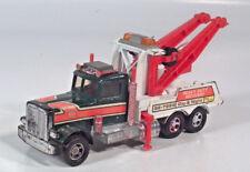 "Matchbox Super Kings Peterbilt Heavy Duty Wrecker Tow Truck 6.5"" Scale Model"