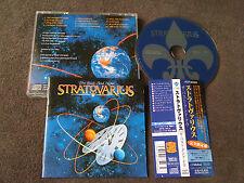 STRATOVARIUS/ the past and now / JAPAN LTD CD OBI