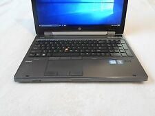"HP EliteBook 8570w (15.6"", Core i7, 16 GB, 500 GB, 2.30 GHz, Win 10 Pro, NVIDIA)"