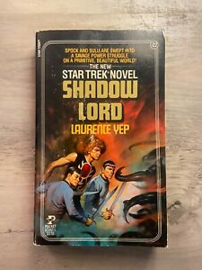 Star Trek Shadow Lord by Laurence Yep Pocket Book Paperback Book 22