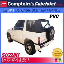 Capote 4x4 Suzuki Vitara MK1 cabriolet en PVC