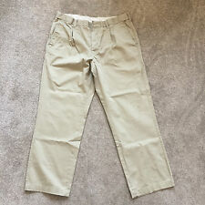 Men's 36/29 Beige Blue Harbour Water and Stain Repellent Trousers