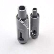 Dental Suction Tube Convertor Saliva Ejector Adjustable Adaptor Lever Valve