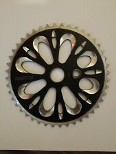 OLD MID SCHOOL BMX VOXOM 44 TOOTH GEAR  CHAINRING SPROCKET VINTAGE RARE