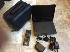 Sony DVP-FX950 Portable DVD Player & Carry bag , NICE