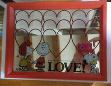 MIROIR SNOOPY - LOVE ! VINTAGE