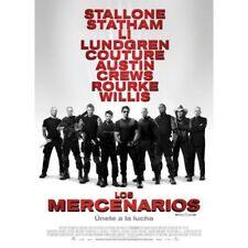 LOS MERCENARIOS [DVD]