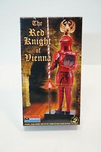 Monogram Red Knight of Vienna 1:8 Model Kit Medieval Suit Armor Sealed New