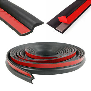 4M Weatherstrip Seal Strip Door Edge Protector For Toyota Corolla Yaris Camry