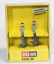 Brawa 5438. Telestation Telekom , 1:87, im Originalkarton                #ab1528