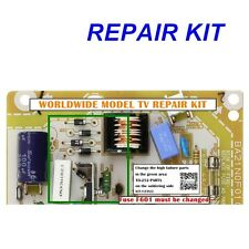 10PCS PARTS KIT for  Philips A4DPAMPW-001 BA4GP0F0102 1 Power Board 40PFL