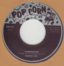 R&B REPRO: FRANCES FAYE- Sumertime/Night & Day  POPCORN
