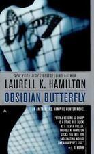 OBSIDIAN BUTTERFLY by Laurell K. Hamilton ANITA BLAKE #9 ~ URBAN FANTASY