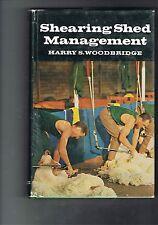 Shearing Shed Management