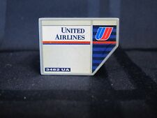 UNITED AIRLINES Ground Support Equipment- Airplane Cargo Container
