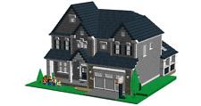 Lego Custom Instruction HOUSE ( instruction only)
