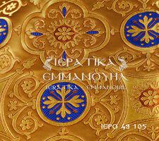 Church Liturgical Vestment  Brocade Metallic fabric IERO 49 105