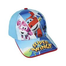 Super Wings Kinder Cap Basecap Kappe Mütze Kopfbedeckung Größe 53 NEU