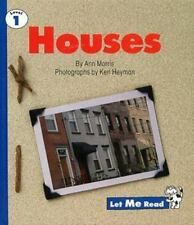 Houses, Stage 1, Let Me Read Series