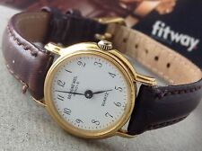 Raymond Weil Geneve 5716 18K Gold Electroplated 10M Women's Dress Watch