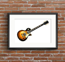 Slash's 1959 Gibson Les Paul POSTER PRINT A1 size