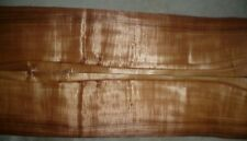 "Koa figured veneer 1/42"" thick 7"" wide and 56"" long"