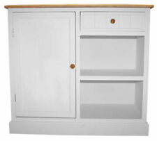 Kitchen Country White Sideboards, Buffets & Trolleys