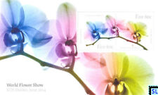 Ireland Stamps 2017, World Flower Show, MS