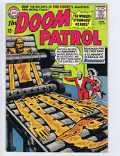 Doom Patrol #94 DC 1965