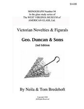 Duncan's Victorian Glass Novelties & Figurals, 2nd ed.