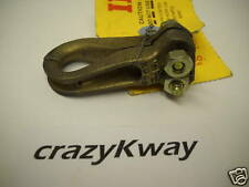 """NEWCO ROPE CLAMP 3/16"""" BRASS CONSTRUCTION NEW CONDITION NO BOX"""