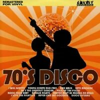 70's Disco Various Artists 180g Vinyl LP Record I Will Survive Boogie nights +++