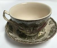 The Stonewall Friendly Village Cup and Saucer